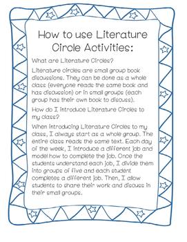 Literature Circles in Spanish/ Grupos de Lectura en Espanol