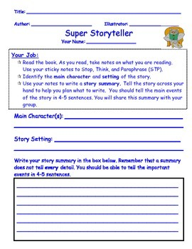 Literature Circles - jobs, recording sheets, and discussion cards