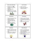 Literature Circles mini role cards