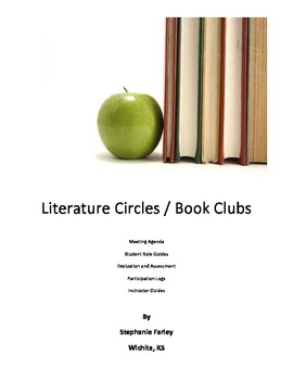 Literature Circles or Book Clubs - Everything you need!