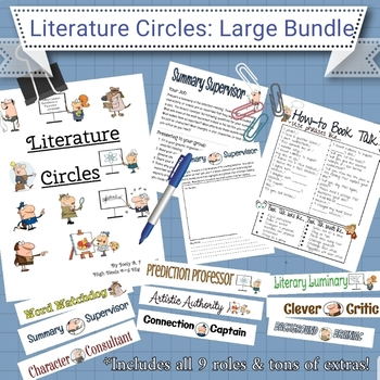 Literature Circles: the Full Curriculum
