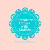 Literature Circles with Matilida