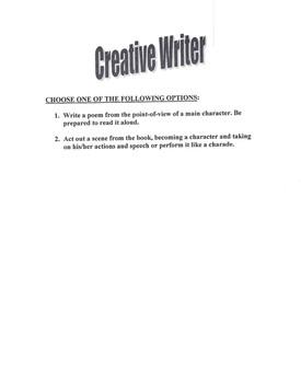 Literature Collaborative Roles/Jobs