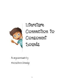 Literature Connection to Consonant Sounds
