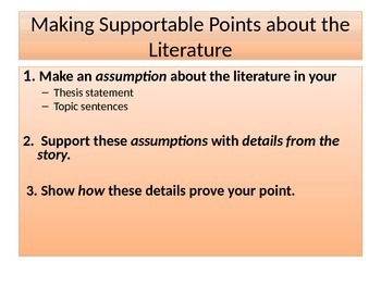 """Literature: Critical Analysis of """"Early Autumn"""" by Langston Hughes PowerPoint"""
