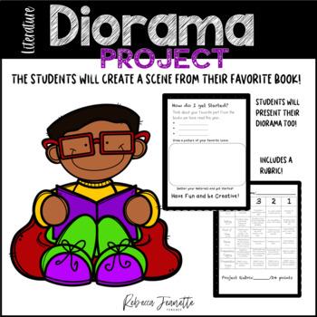 Literature Diorama Project