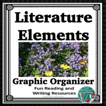 Literature Story Elements Graphic Organizer Freebie