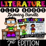 Literature Flip Books Set 2 (A Growing Speech Therapy Bundle)