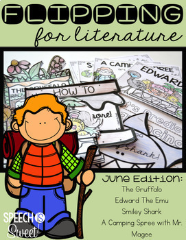 Literature Flip Books Bundle