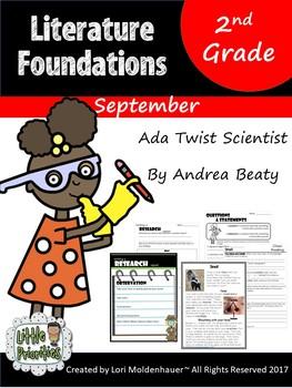 Literature Foundations: Ada Twist Scientist