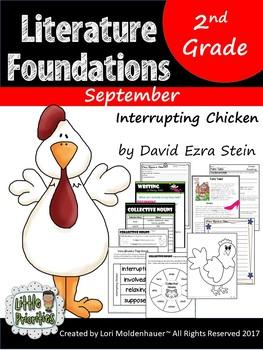Literature Foundations: Interrupting Chicken