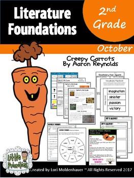 Literature Foundations: Creepy Carrots