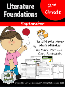 Literature Foundations: The Girl Who Never Made Mistakes