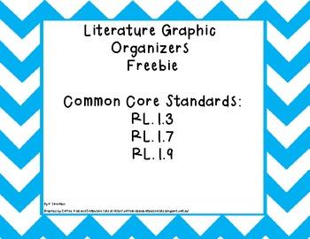 Literature Graphic Organizers Freebie
