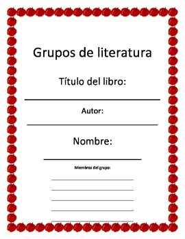 Literature Group