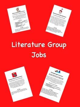 Literature Group Jobs