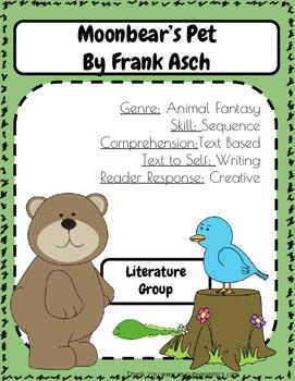 Literature Group-Moonbear's Pet