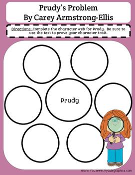 Literature Group- Prudy's Problem