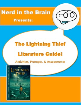 Literature Guide - The Lightning Thief