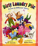 Dirty Laundry Pile, Personification Poems in Different Voices, Paul B. Janeczko