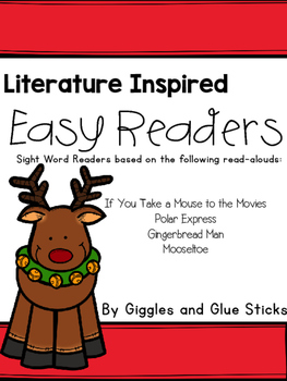 Literature Inspired Easy Readers (December Read Alouds)