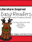 Literature Inspired Easy Readers (December Read Alouds)