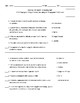 Literature Keystone Glossary Matching Quiz-Set 5