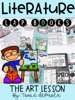Literature Lap Books for the YEAR! {A Growing Bundle}