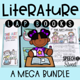 Literature Lap Books for the YEAR! {A Mega Bundle}