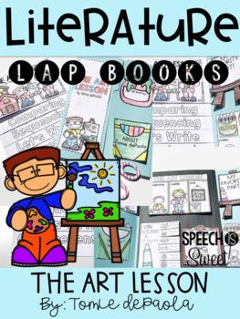 Literature Lap Books for the YEAR! {A Mega Bundle}
