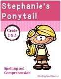 Literature Link: Stephanie's Ponytail