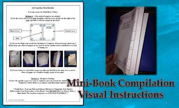 Literature Literary Analysis Mini-Book Common Core