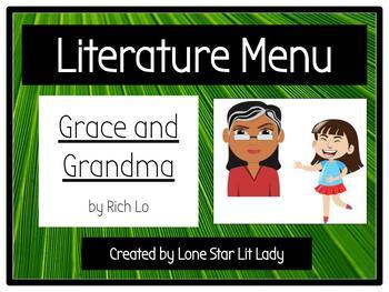 Literature Menu: Grace and Grandma
