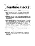 Literature Packet