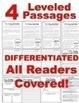 Literature Passages: Close Reading + Common Core Text Base