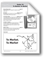 Literature Pocket/Nursery Rhyme: To Market, To Market