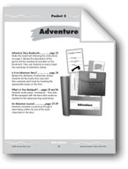 Literature Pockets: Fiction: Adventure
