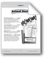 Literature Pockets: Fiction: Animal Stories