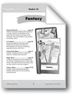 Literature Pockets: Fiction: Fantasy