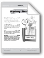 Literature Pockets: Fiction: Mystery Stories