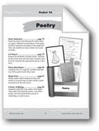 Literature Pockets: Fiction: Poetry