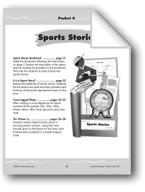 Literature Pockets: Fiction: Sports Stories