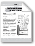 Literature Pockets: Nonfiction: Finding Information in the
