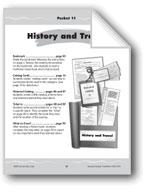 Literature Pockets: Nonfiction: History and Travel