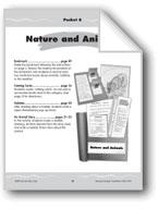 Literature Pockets: Nonfiction: Nature and Animals
