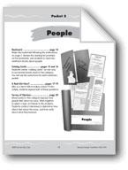 Literature Pockets: Nonfiction: People