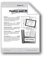 Literature Pockets: Nonfiction: Poetry and Plays