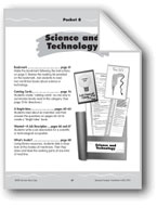 Literature Pockets: Nonfiction: Science and Technology