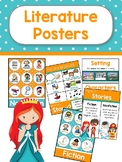 Literature Posters - Early Elementary