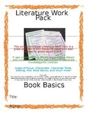Literature Printable Pack